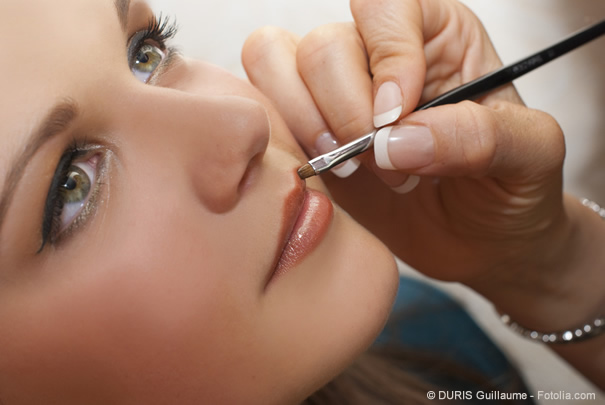 Ausbildung zur Kosmetikerin - keine Scheu vor neuen Kontakten